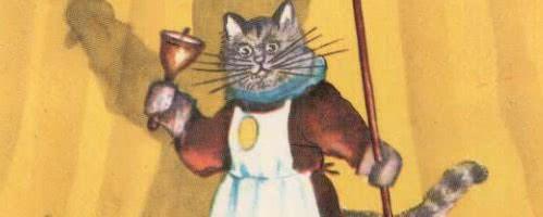 Кошкин дом — аудио стихотворение Маршака