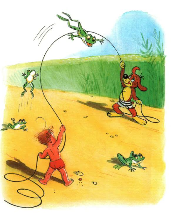 Приключения Пифа - рассказы Остера