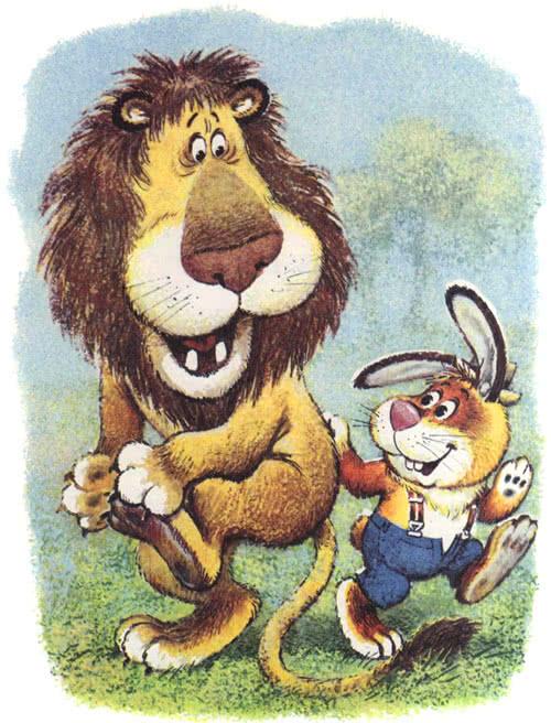 Кролик, который никого не боялся - Пляцковский М.С.