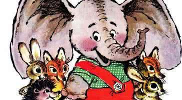 Жил на свете слонёнок — Цыферов Г.М.