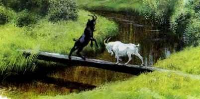 Два козлика — Ушинский К.Д.
