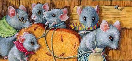 Мышки — Ушинский К.Д.
