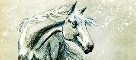 Слепая лошадь — Ушинский К.Д.