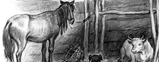 Спор животных — Ушинский К.Д.