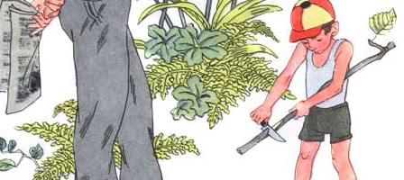 Торопливый ножик — Пермяк Е.А.