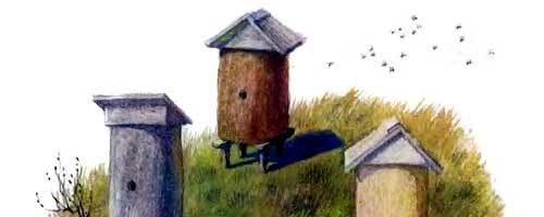 Пчелки на разведках — Ушинский К.Д.