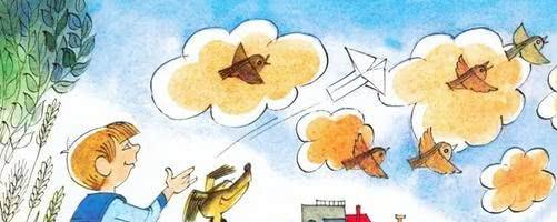 Облака — аудио стихотворение Михалкова