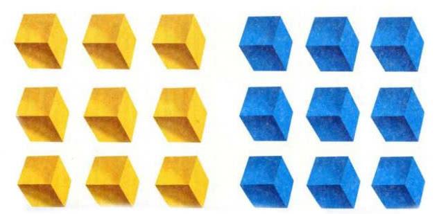 Развитие первых математических представлений