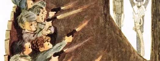 Сражение у чистой речки — аудио рассказ Драгунского