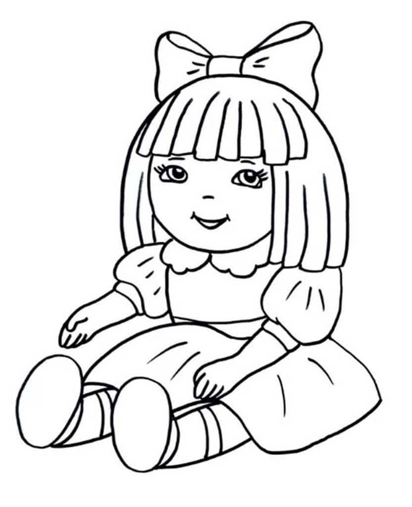 рады картинки для кукол нарисовать балкон это