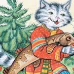 прекрасное щука и кот картинки к басне составления устава