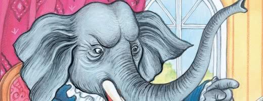 Слон на воеводстве — аудио басня Крылова