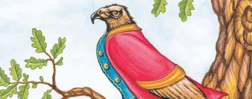 Орёл и крот — аудио басня Крылова