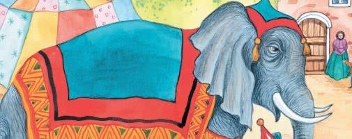 Слон и Моська — басня Крылова