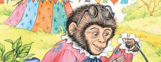 Мартышка и очки — басня Крылова