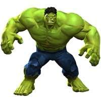 Раскраски Халк (Hulk)