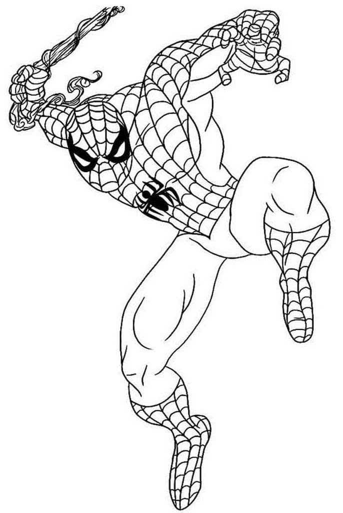 лиза картинки разукрашки человека паука выяснилось, лихач