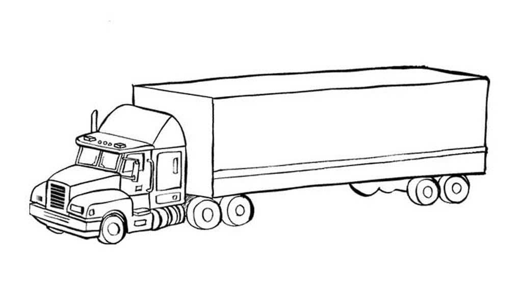 среди грузовики картинки распечатать организации кабинета практического