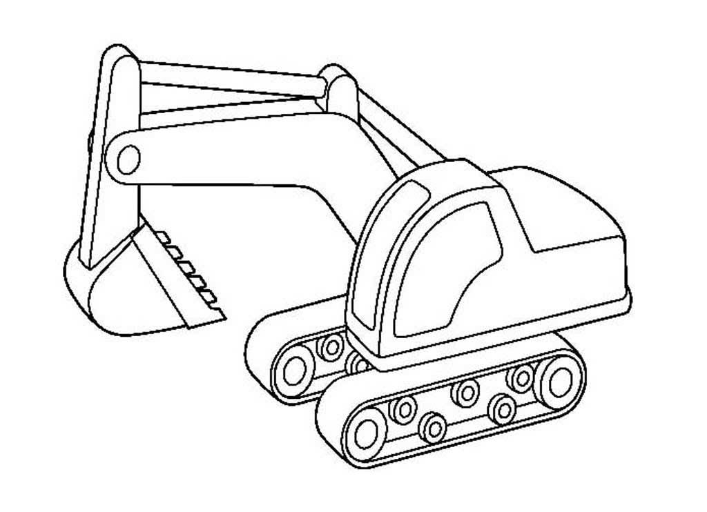 вопросом распечатать картинки для раскрашивания машинки трактор паровозик кран чудо техники мне