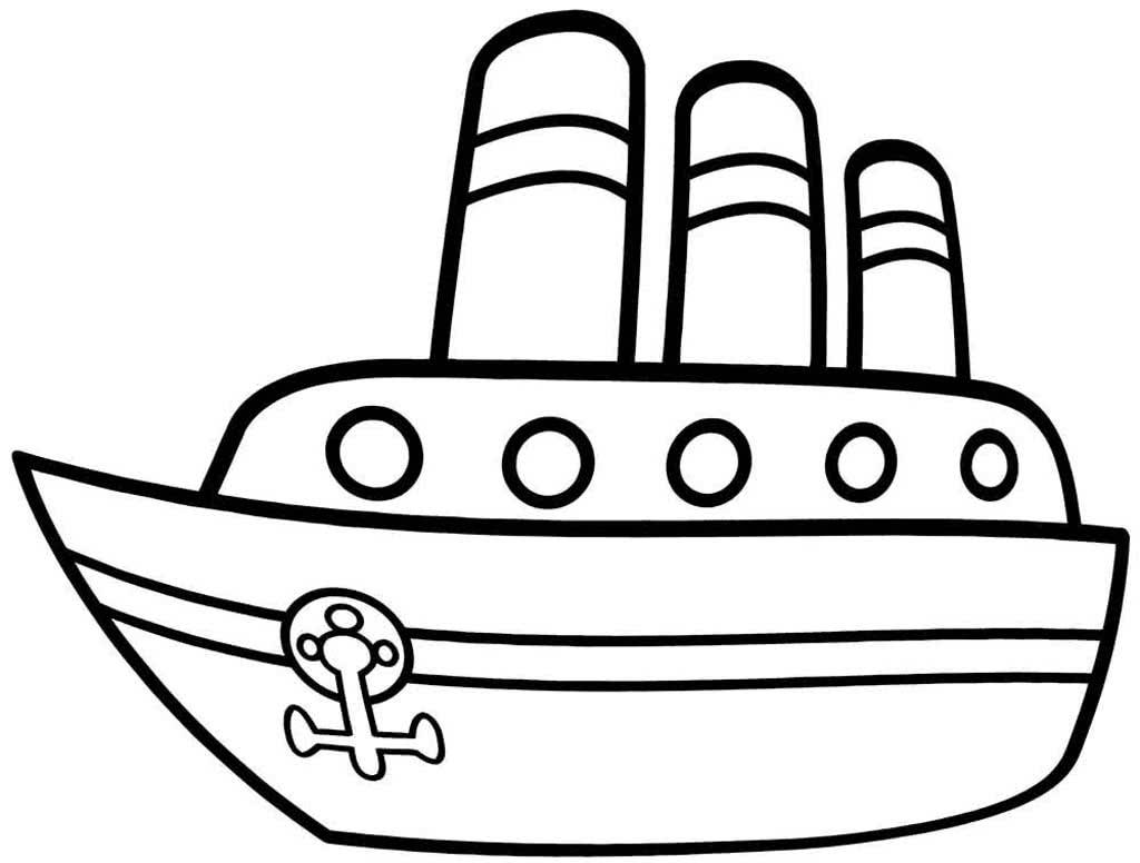 раскраски картинки кораблей рождение сына