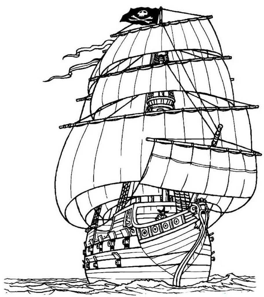 картинки картинки корабли на печать был