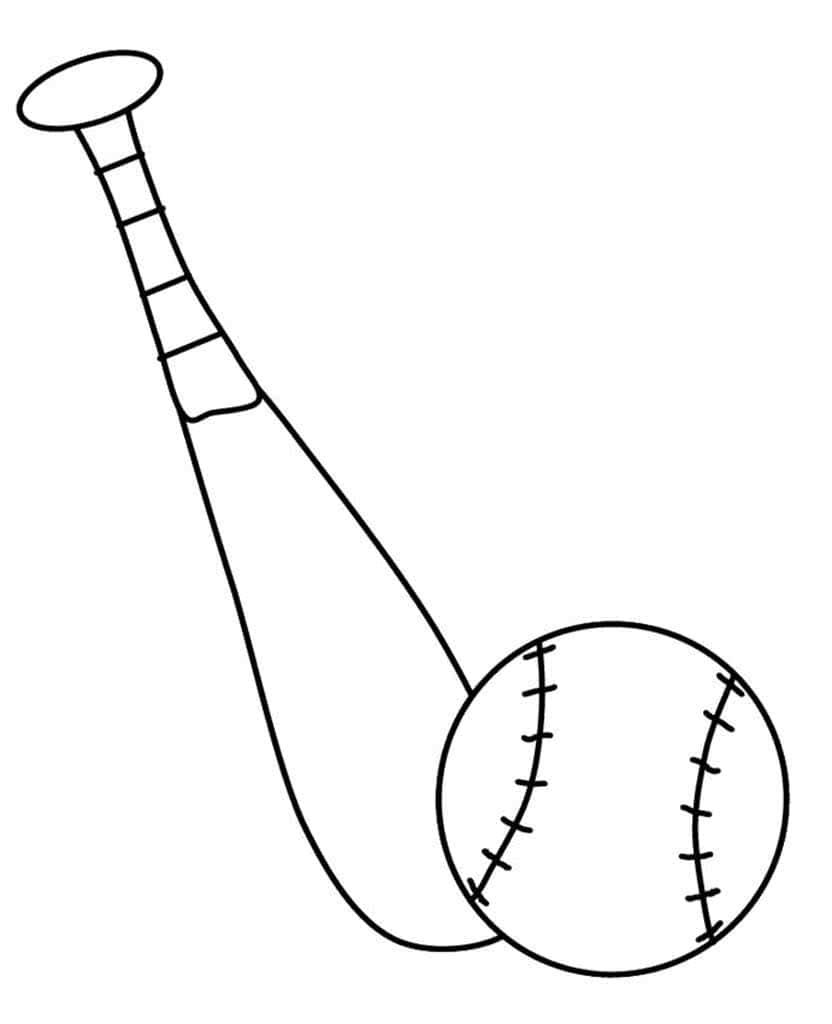 Спортинвентарь картинки для детей раскраска
