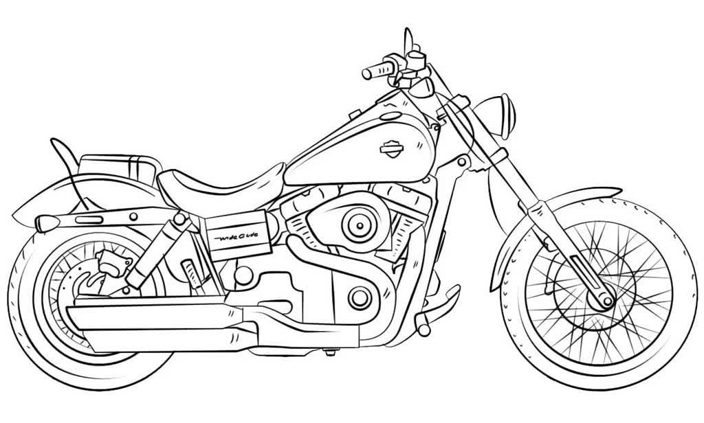 Открытки последний, картинки мотоциклов для раскрашивания