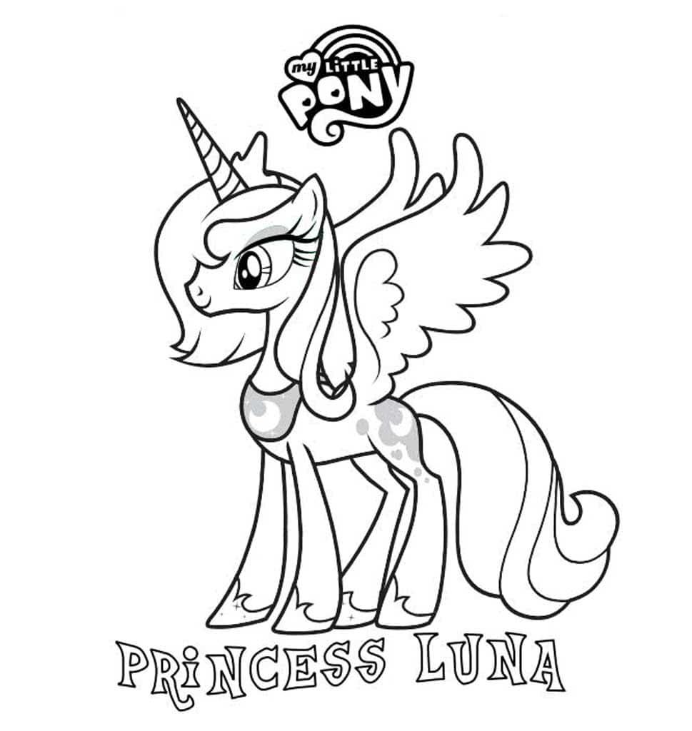 Раскраски Май Литл Пони (My Little Pony). 70 раскрасок с ...