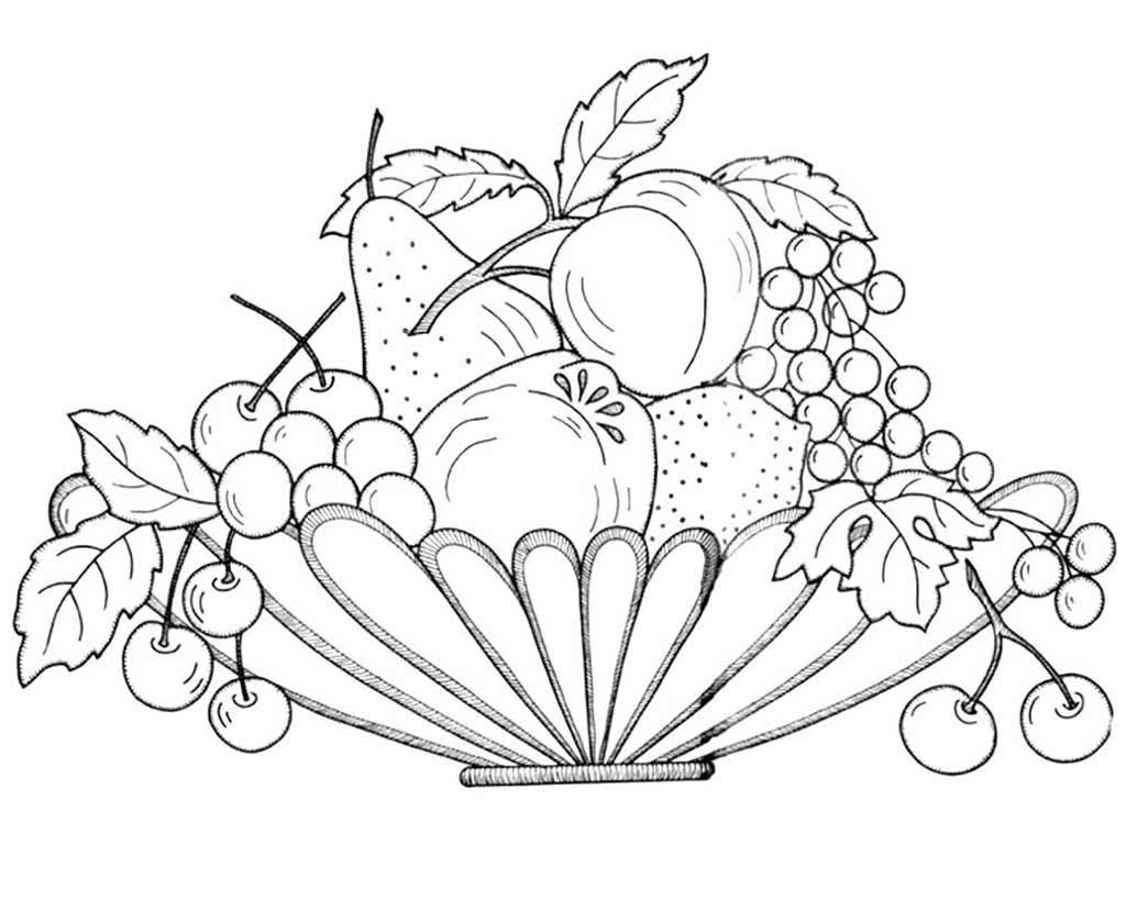 бусин отлично эскизы картинок для вышивания фрукты массивных