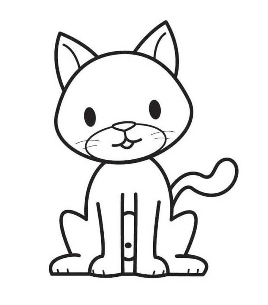 доступ картинка маленького котенка рисунок также можно