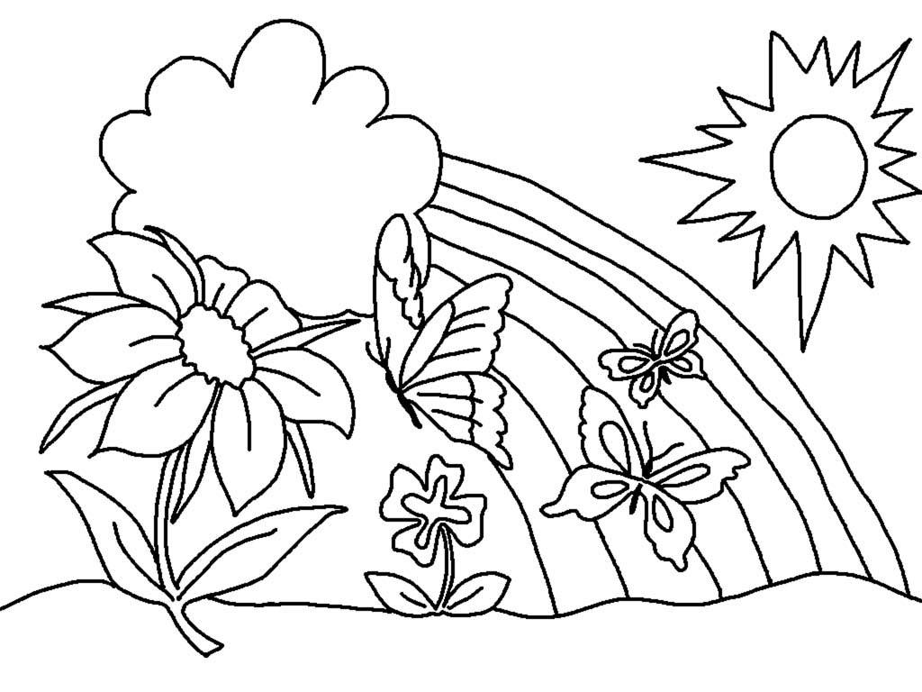 Картинки на тему лето для детского сада распечатать, красивые открытки днем