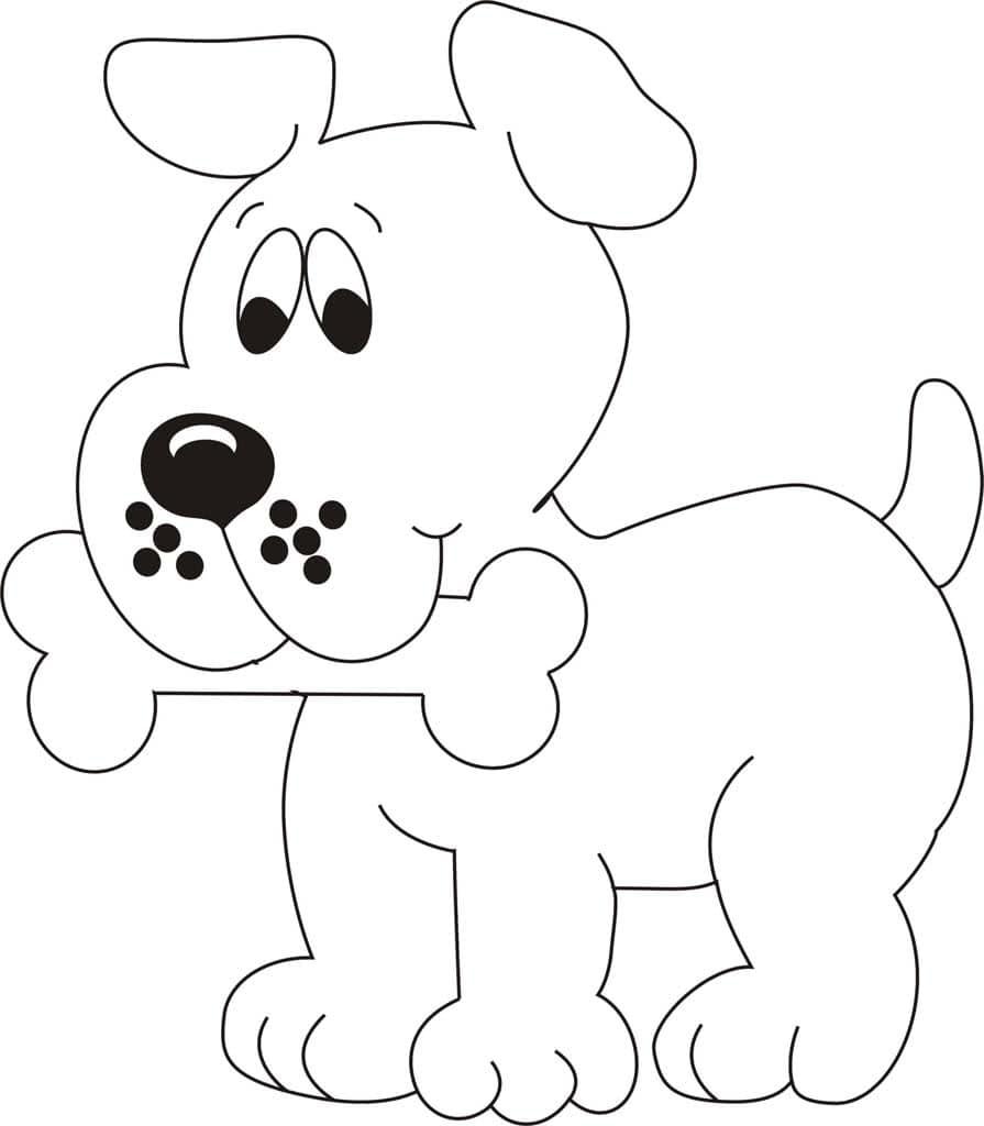 раскраски собаки и щенки для детей 3 10 лет раскраски