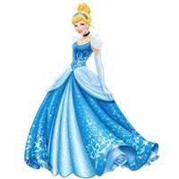Раскраски принцесса Золушка