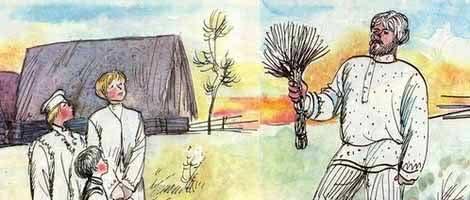 Садовник и сыновья — аудио басня Толстого Л.Н.
