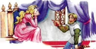 Как пастух перехитрил царевну — украинская народная сказка