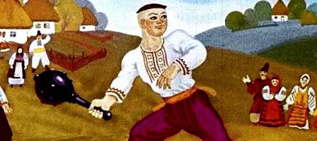 Катигорошек — украинская народная сказка