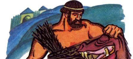 Кирило Кожемяко — украинская народная сказка