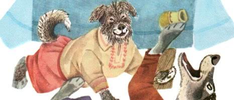 Жил был пес — украинская народная сказка