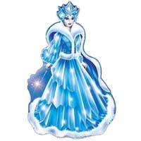 Раскраски Снежная королева
