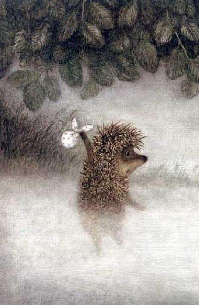 Ёжик в тумане — Козлов С.Г.
