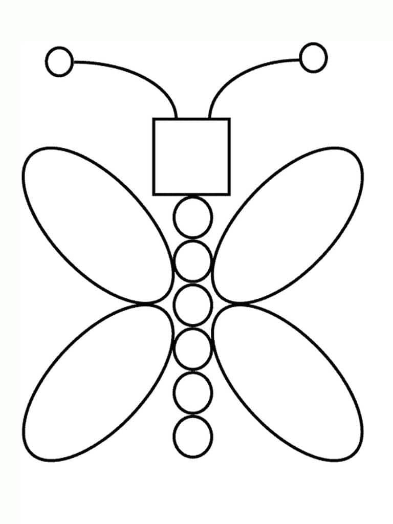 раскраски геометрические фигуры раскраски геометрических фигур