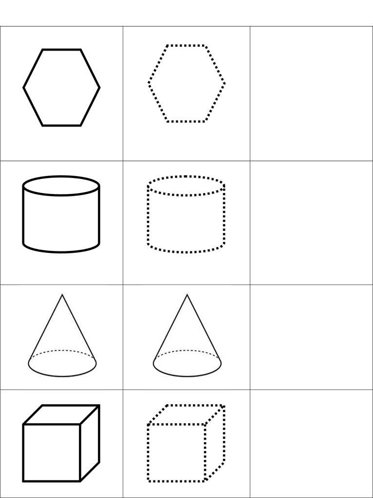 Раскраски Геометрические фигуры. Раскраски геометрических ...