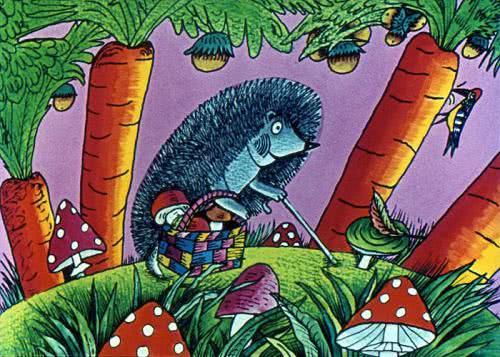 В сладком морковном лесу — Козлов С.Г.