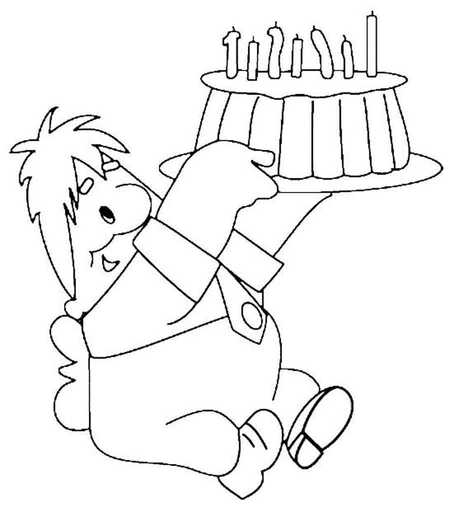 Открытки лет, открытка с днем рождения для мальчика раскраска