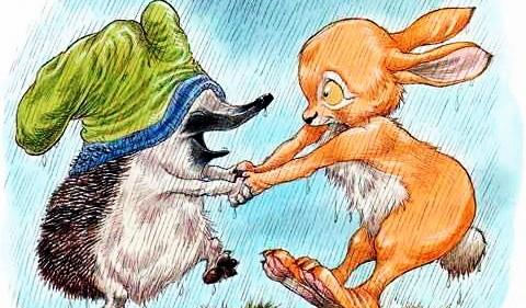Про Ёжика и Кролика: Мечты сбываются! — аудиосказка П.Стюарта