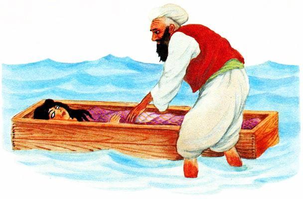 Молния — арабская сказка