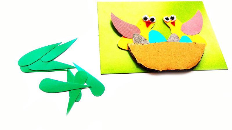 Поделки на Пасху для детей своими руками