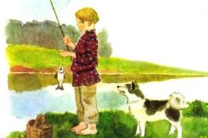 Рыбка - Фет А.А.