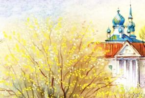 Стихи о весне - Фет А.А.