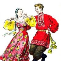 Ах, вы, сени, мои сени - русская народная песня